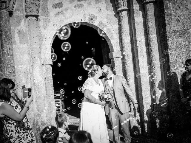 Le mariage de Rafael et Myriam à Mourens, Gironde 2