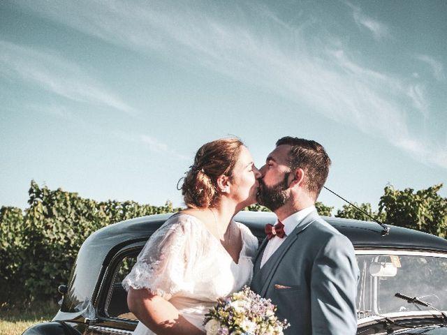 Le mariage de Rafael et Myriam à Mourens, Gironde 8