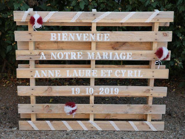 Le mariage de Cyril et Anne-Laure à Villeneuve-Tolosane, Haute-Garonne 38