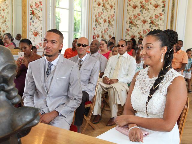 Le mariage de Zacharie et Ketsia à Savigny-le-Temple, Seine-et-Marne 4