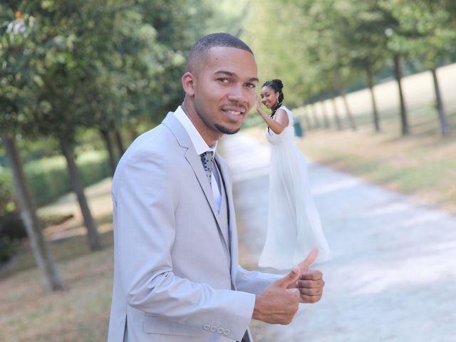 Le mariage de Zacharie et Ketsia à Savigny-le-Temple, Seine-et-Marne 21