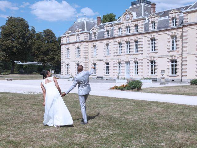 Le mariage de Zacharie et Ketsia à Savigny-le-Temple, Seine-et-Marne 17