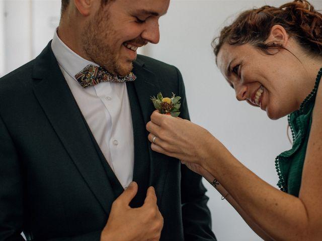 Le mariage de Sixtine et Pierre à Bourg-de-Thizy, Rhône 24