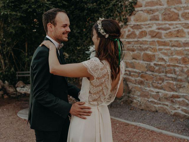 Le mariage de Sixtine et Pierre à Bourg-de-Thizy, Rhône 30