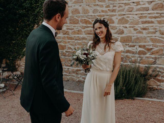 Le mariage de Sixtine et Pierre à Bourg-de-Thizy, Rhône 31