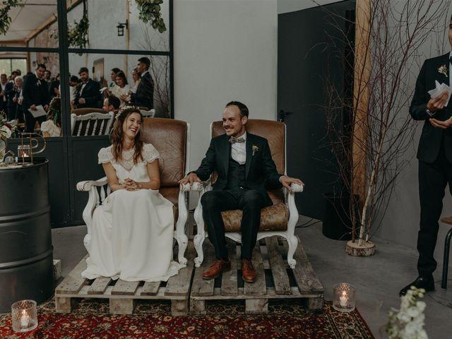 Le mariage de Sixtine et Pierre à Bourg-de-Thizy, Rhône 38