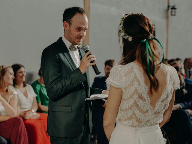Le mariage de Sixtine et Pierre à Bourg-de-Thizy, Rhône 48