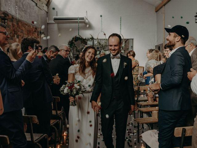 Le mariage de Sixtine et Pierre à Bourg-de-Thizy, Rhône 55