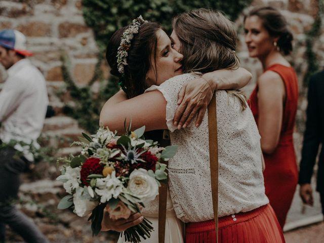 Le mariage de Sixtine et Pierre à Bourg-de-Thizy, Rhône 61
