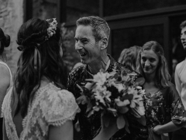 Le mariage de Sixtine et Pierre à Bourg-de-Thizy, Rhône 62