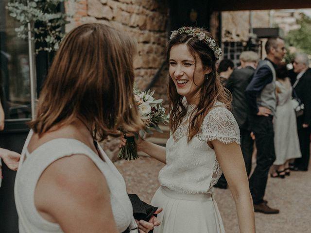 Le mariage de Sixtine et Pierre à Bourg-de-Thizy, Rhône 65