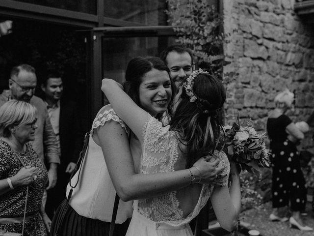 Le mariage de Sixtine et Pierre à Bourg-de-Thizy, Rhône 66