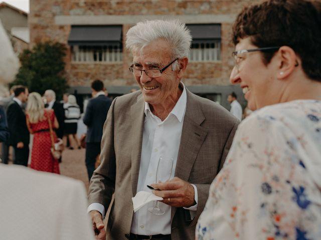 Le mariage de Sixtine et Pierre à Bourg-de-Thizy, Rhône 91