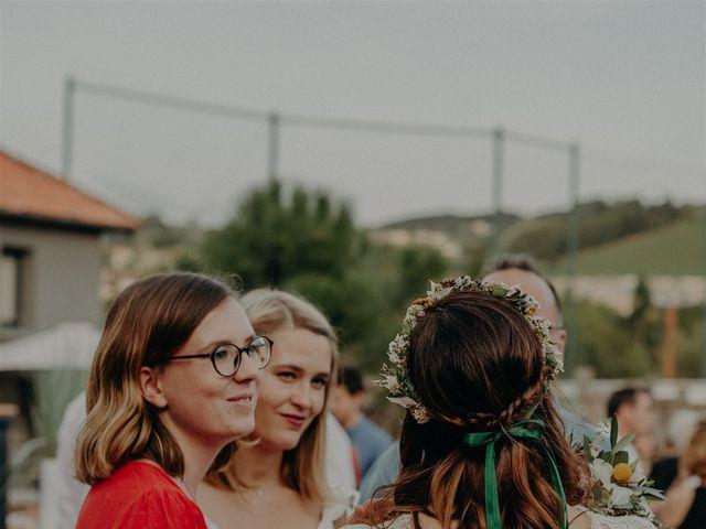 Le mariage de Sixtine et Pierre à Bourg-de-Thizy, Rhône 94