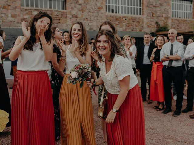 Le mariage de Sixtine et Pierre à Bourg-de-Thizy, Rhône 99