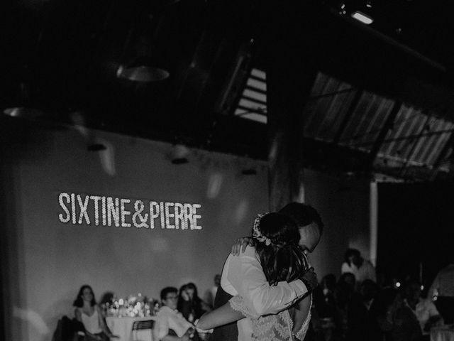 Le mariage de Sixtine et Pierre à Bourg-de-Thizy, Rhône 162
