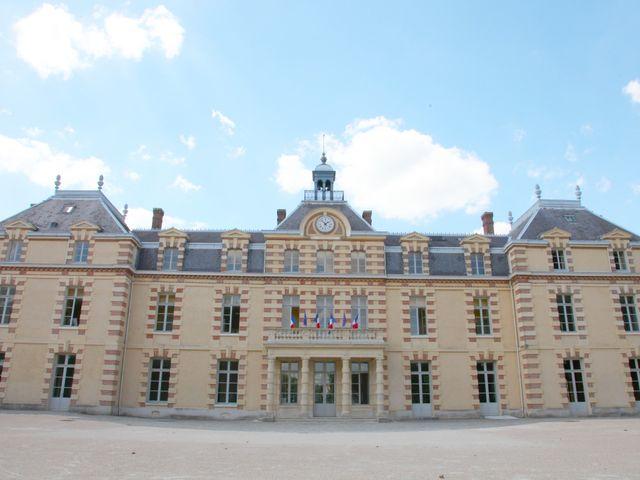 Le mariage de Zacharie et Ketsia à Savigny-le-Temple, Seine-et-Marne 1