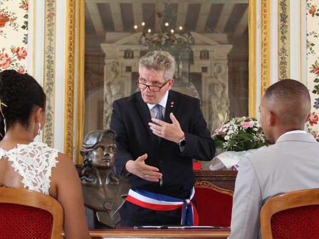Le mariage de Zacharie et Ketsia à Savigny-le-Temple, Seine-et-Marne 6