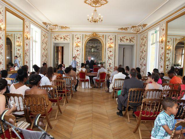Le mariage de Zacharie et Ketsia à Savigny-le-Temple, Seine-et-Marne 5