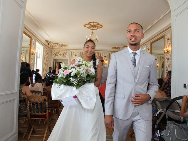 Le mariage de Zacharie et Ketsia à Savigny-le-Temple, Seine-et-Marne 13
