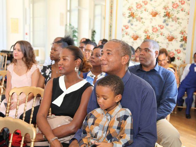 Le mariage de Zacharie et Ketsia à Savigny-le-Temple, Seine-et-Marne 10