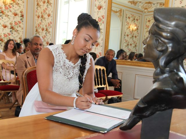 Le mariage de Zacharie et Ketsia à Savigny-le-Temple, Seine-et-Marne 8
