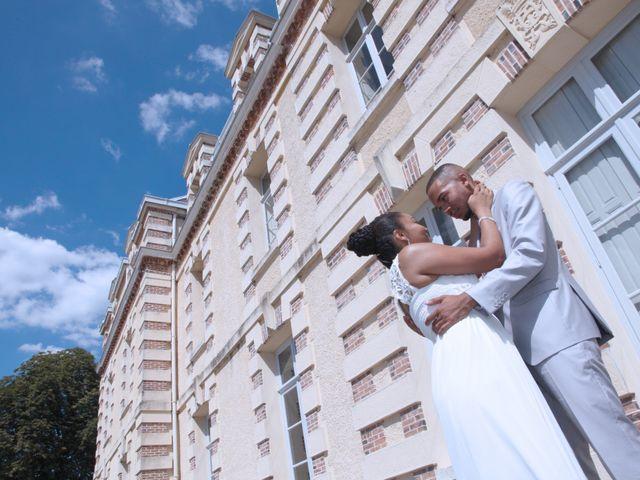Le mariage de Zacharie et Ketsia à Savigny-le-Temple, Seine-et-Marne 18