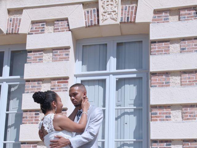 Le mariage de Zacharie et Ketsia à Savigny-le-Temple, Seine-et-Marne 19