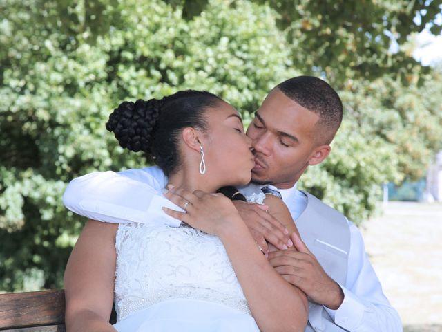 Le mariage de Zacharie et Ketsia à Savigny-le-Temple, Seine-et-Marne 22