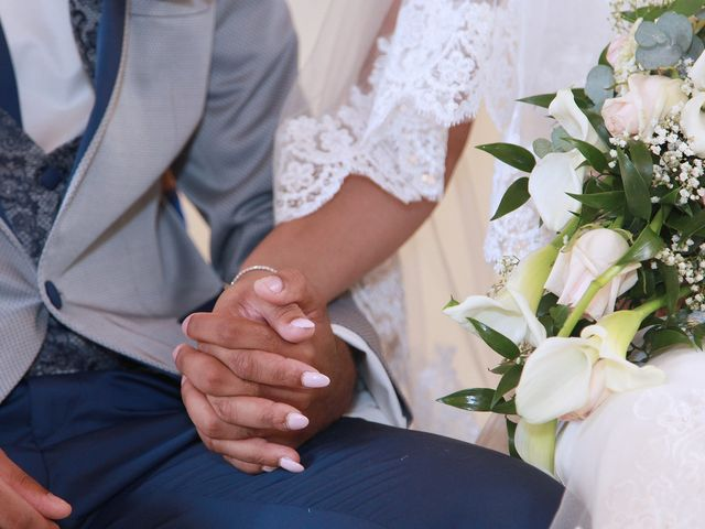 Le mariage de Zacharie et Ketsia à Savigny-le-Temple, Seine-et-Marne 44