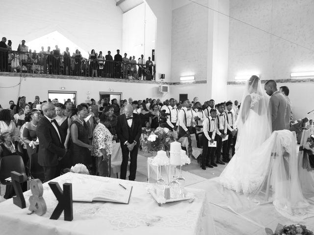 Le mariage de Zacharie et Ketsia à Savigny-le-Temple, Seine-et-Marne 48