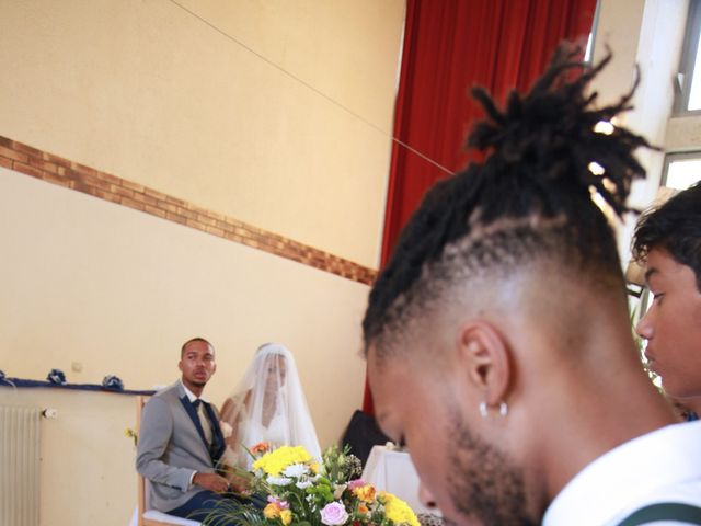 Le mariage de Zacharie et Ketsia à Savigny-le-Temple, Seine-et-Marne 50