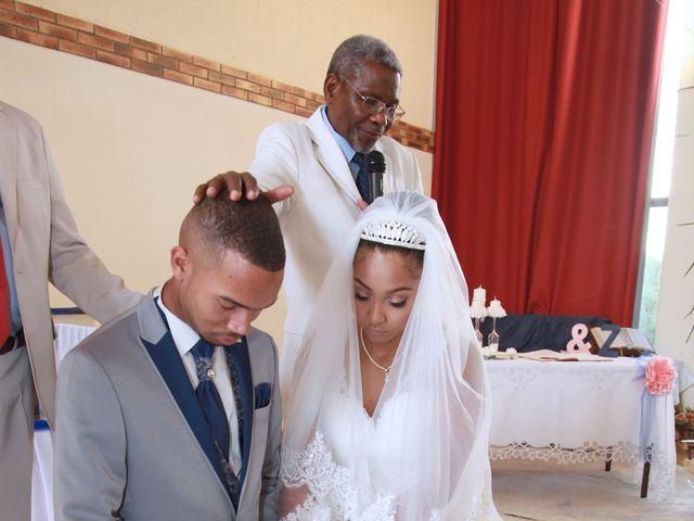 Le mariage de Zacharie et Ketsia à Savigny-le-Temple, Seine-et-Marne 58