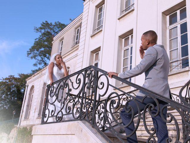 Le mariage de Zacharie et Ketsia à Savigny-le-Temple, Seine-et-Marne 31