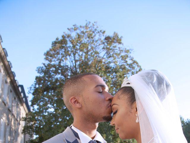 Le mariage de Zacharie et Ketsia à Savigny-le-Temple, Seine-et-Marne 32