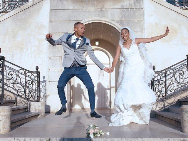 Le mariage de Ketsia et Zacharie