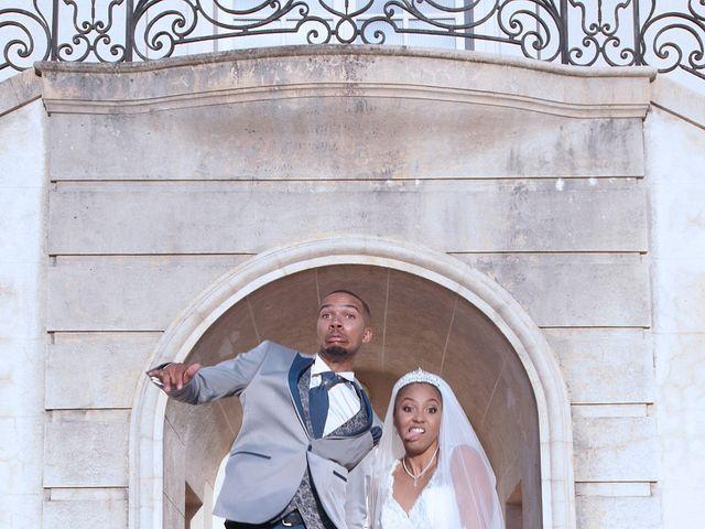 Le mariage de Zacharie et Ketsia à Savigny-le-Temple, Seine-et-Marne 29