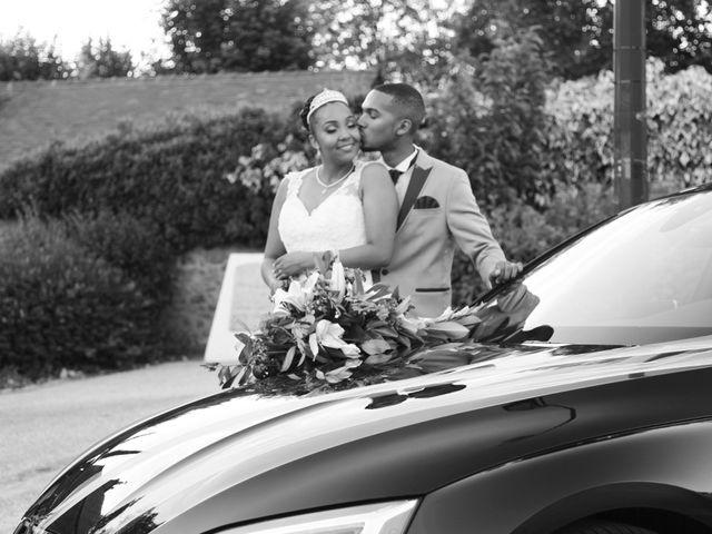 Le mariage de Zacharie et Ketsia à Savigny-le-Temple, Seine-et-Marne 33