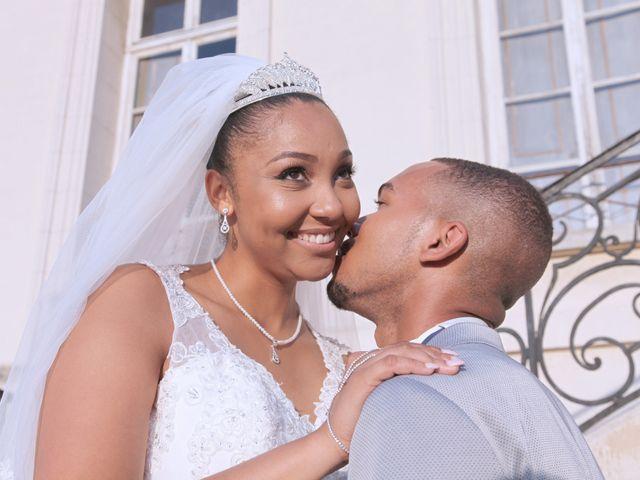 Le mariage de Zacharie et Ketsia à Savigny-le-Temple, Seine-et-Marne 27
