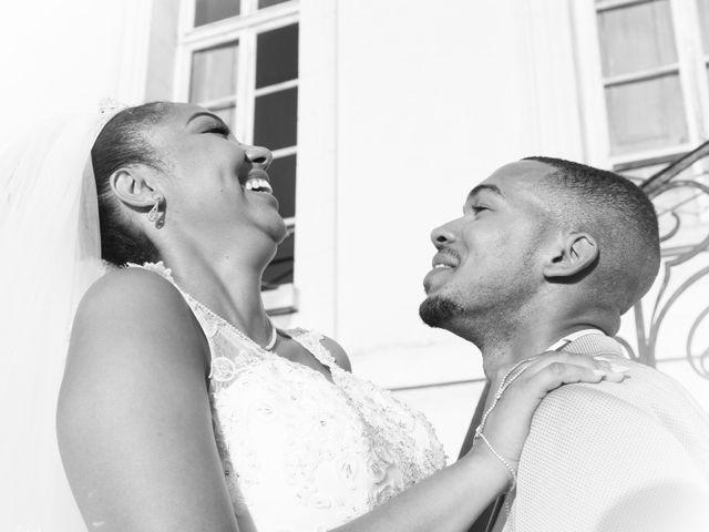 Le mariage de Zacharie et Ketsia à Savigny-le-Temple, Seine-et-Marne 28