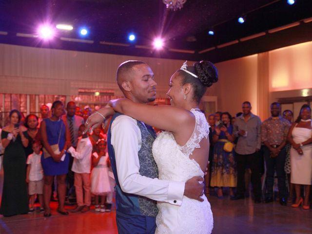 Le mariage de Zacharie et Ketsia à Savigny-le-Temple, Seine-et-Marne 77