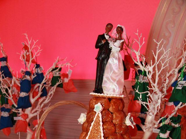 Le mariage de Zacharie et Ketsia à Savigny-le-Temple, Seine-et-Marne 80
