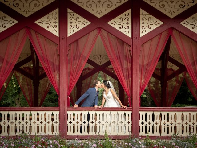 Le mariage de Jean-Vincent et Sahra à Nérac, Lot-et-Garonne 4