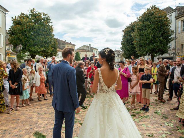Le mariage de Jean-Vincent et Sahra à Nérac, Lot-et-Garonne 21