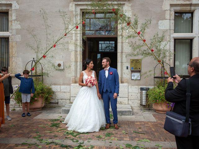 Le mariage de Jean-Vincent et Sahra à Nérac, Lot-et-Garonne 22