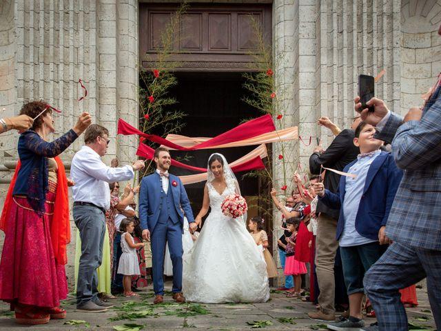 Le mariage de Jean-Vincent et Sahra à Nérac, Lot-et-Garonne 26