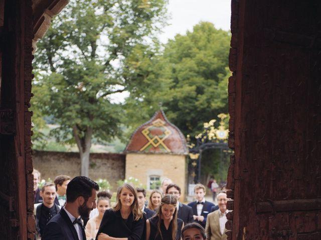 Le mariage de Kevin et Margaux à Dijon, Côte d'Or 35