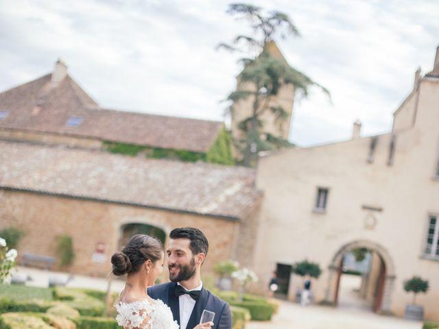 Le mariage de Kevin et Margaux à Dijon, Côte d'Or 39