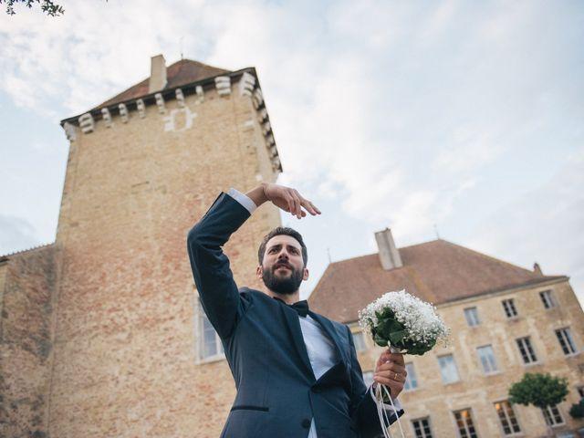 Le mariage de Kevin et Margaux à Dijon, Côte d'Or 43