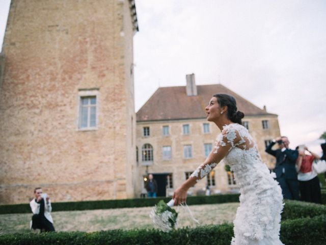 Le mariage de Kevin et Margaux à Dijon, Côte d'Or 44